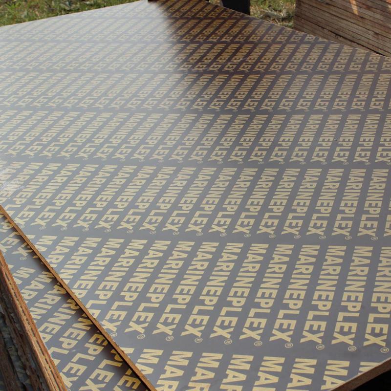 木模板建筑建筑模板清水建筑模板厂家