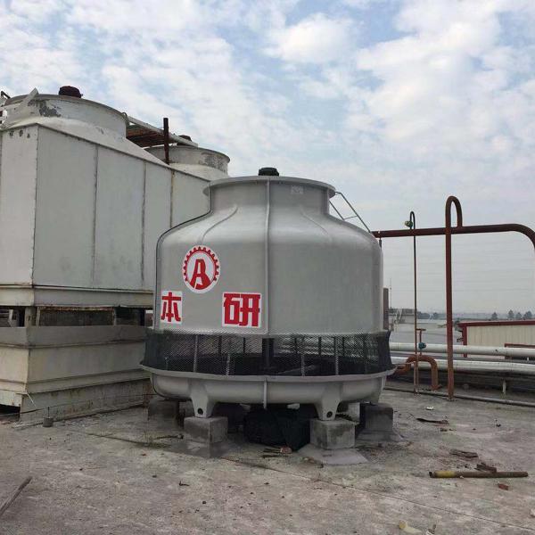 BY-R-40T 連云港圓形冷卻塔 涼水塔廠家