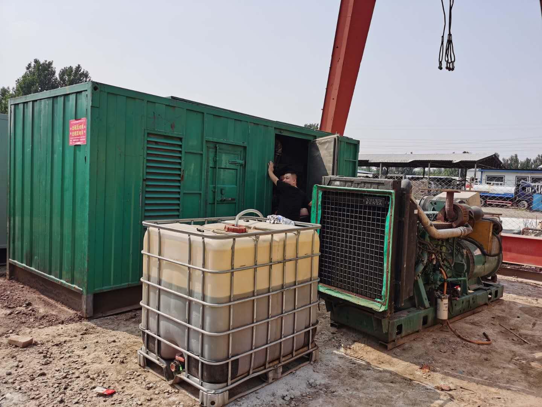 柴油發電機組散熱器的檢驗與維修