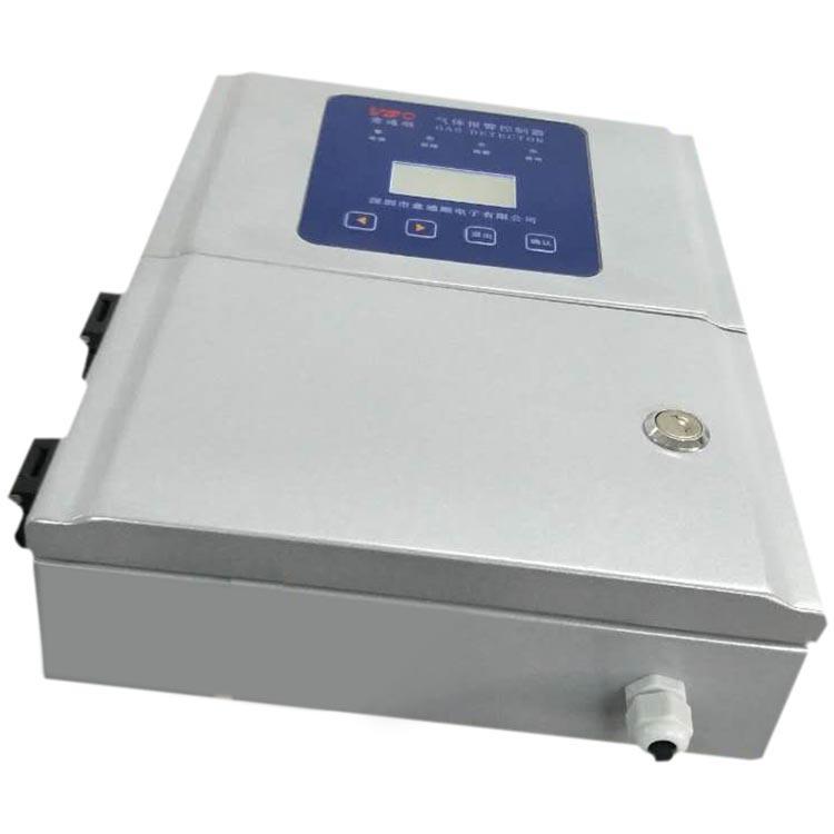工業可燃氣體報警控制器工業可燃氣體濃度報警主機