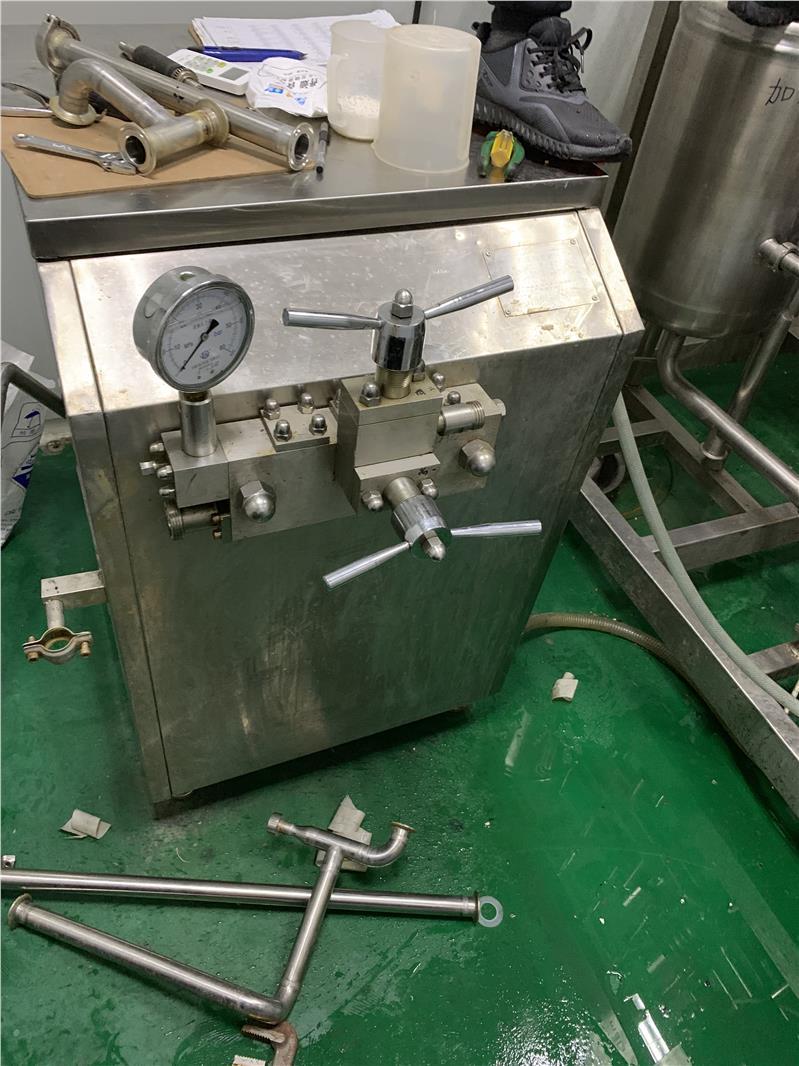 西藏回收二手乳品发酵罐