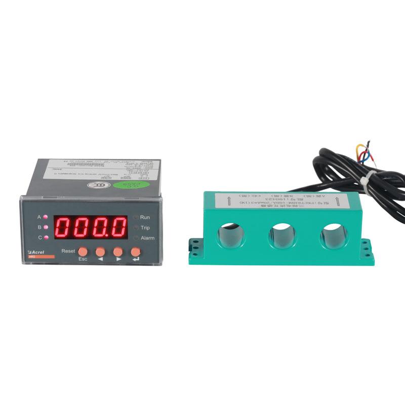 安科瑞電動機保護器報價 三相電動機缺相保護器 可現場總線通信