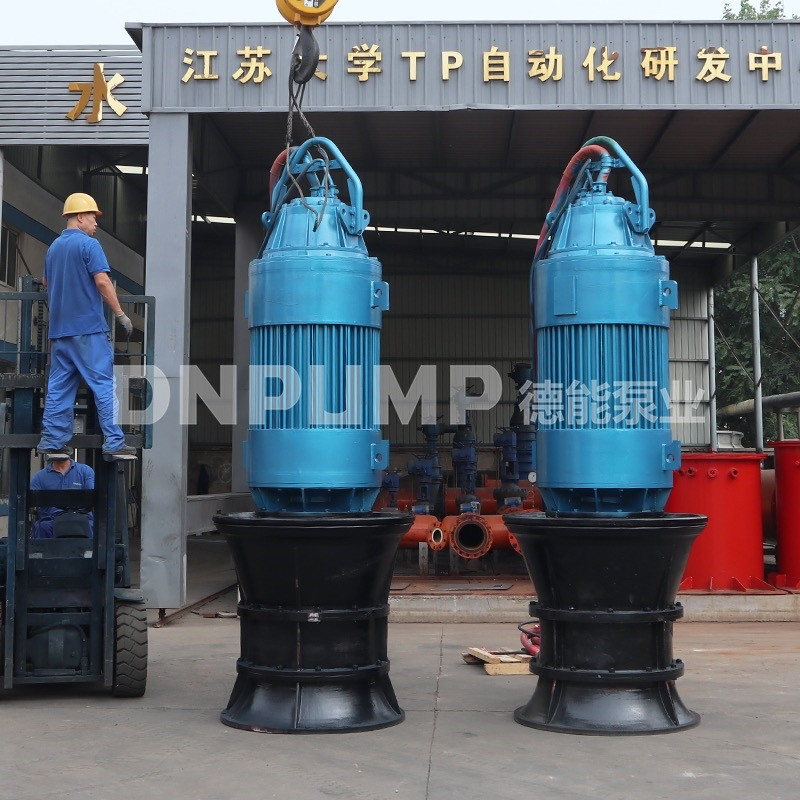 山东500QZB-70井筒式潜水轴流泵