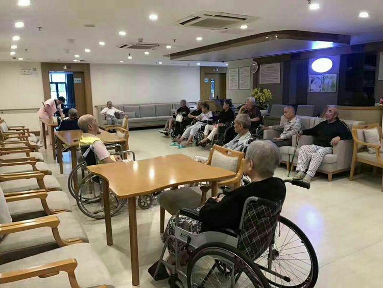广州公办养老院轮换