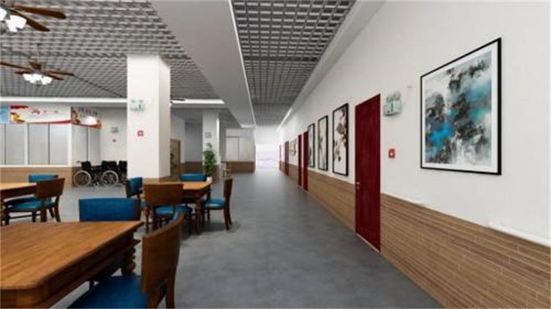 广州萝岗区老年护理院收费标准