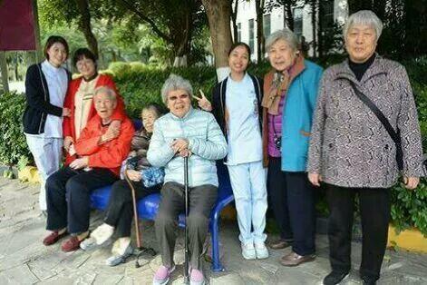 广州岭南全护理养老院公立
