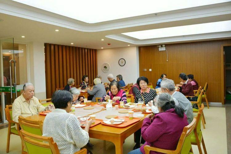 广州岭南公办养老院收费一览表