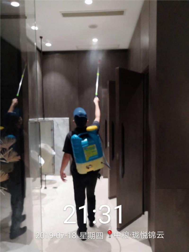 四川浦江城区办公室灭鼠除虫公司