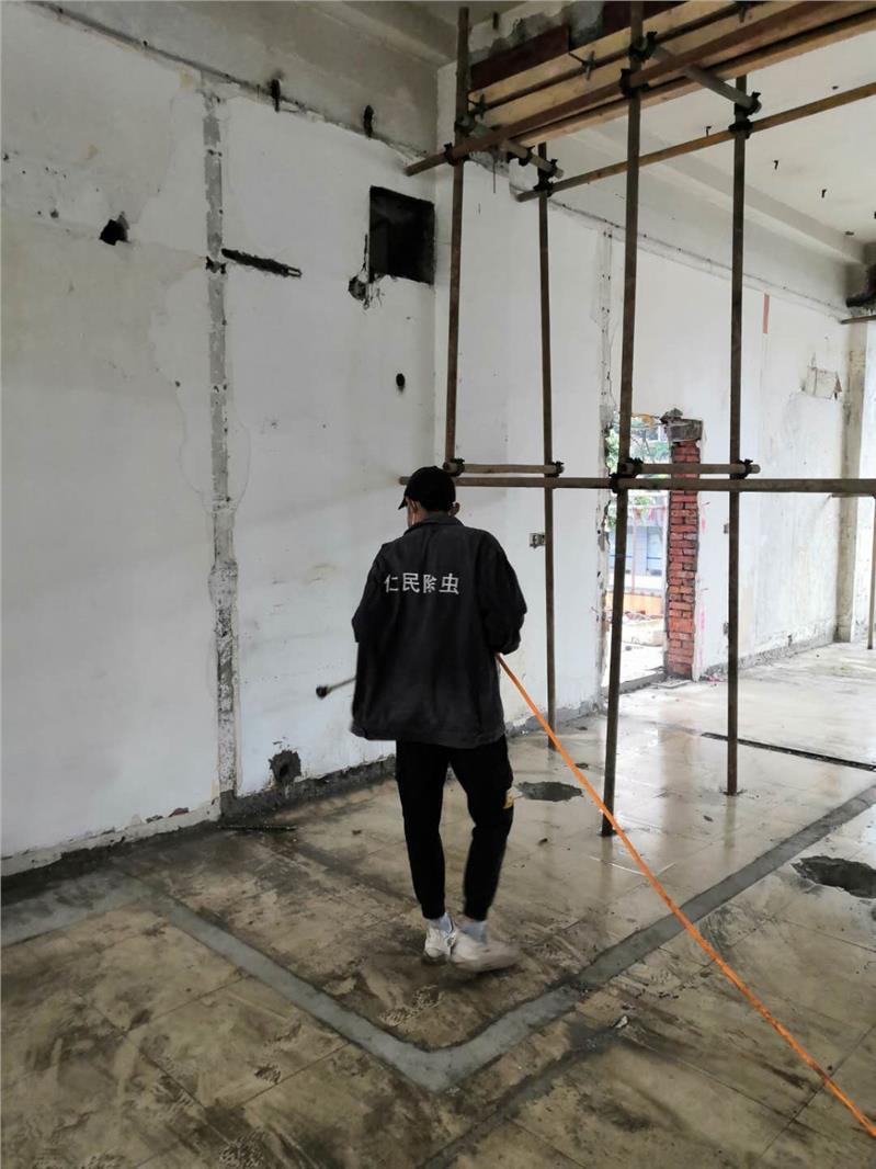 邛崃牟礼镇杀虫公司热烟防控