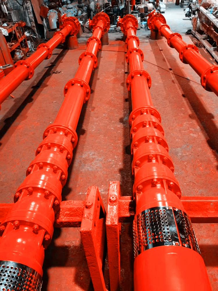 立式长轴泵厂家