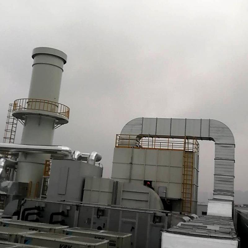 南京RTO厂家 rto有机废气处理