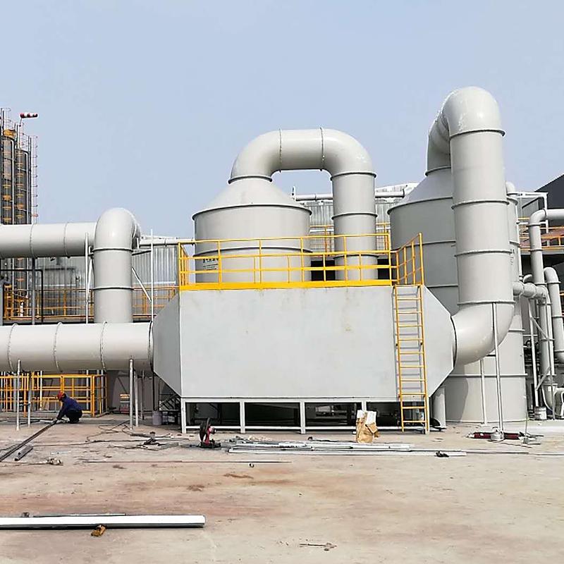 湖州喷淋洗涤塔生产厂家 生物洗涤塔 公司