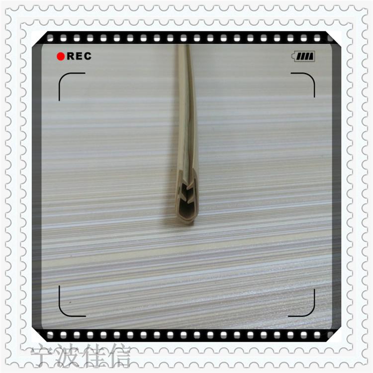 橡膠板卡設備包邊U型膠邊護玻璃鋼硅膠