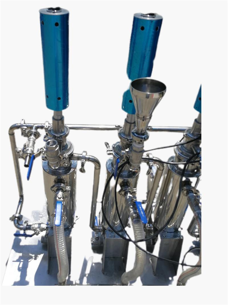 工业级超声波石墨烯剥离设备定制