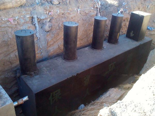 深圳地埋式污水處理設備價格 出水水質達標