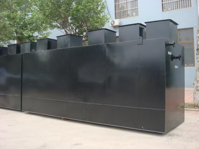 九江一體化污水處理設備生產廠家 環保檢驗達標