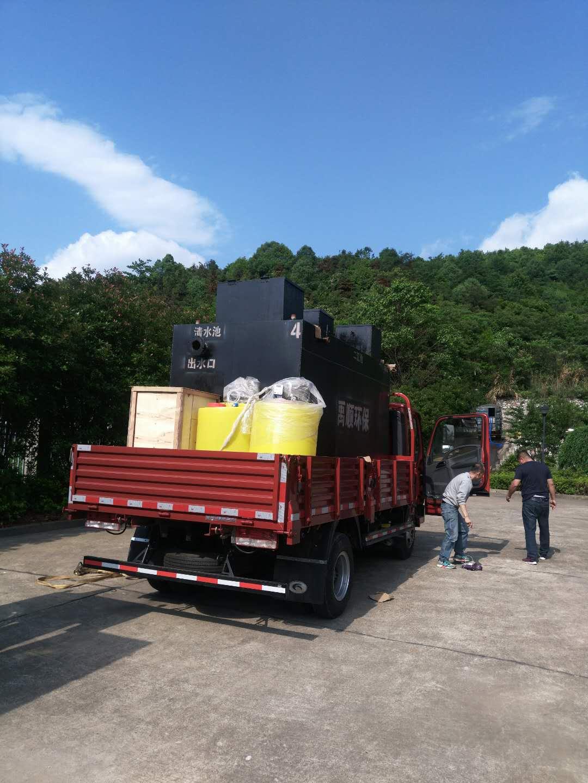 湛江農村污水處理設備 水質確保驗收合格
