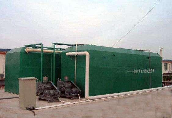 宜昌一體化污水處理設備生產廠家 包檢測合格