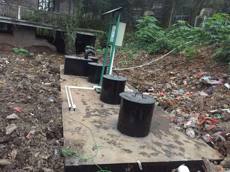 河源污水處理成套設備生產廠家 出水水質達標