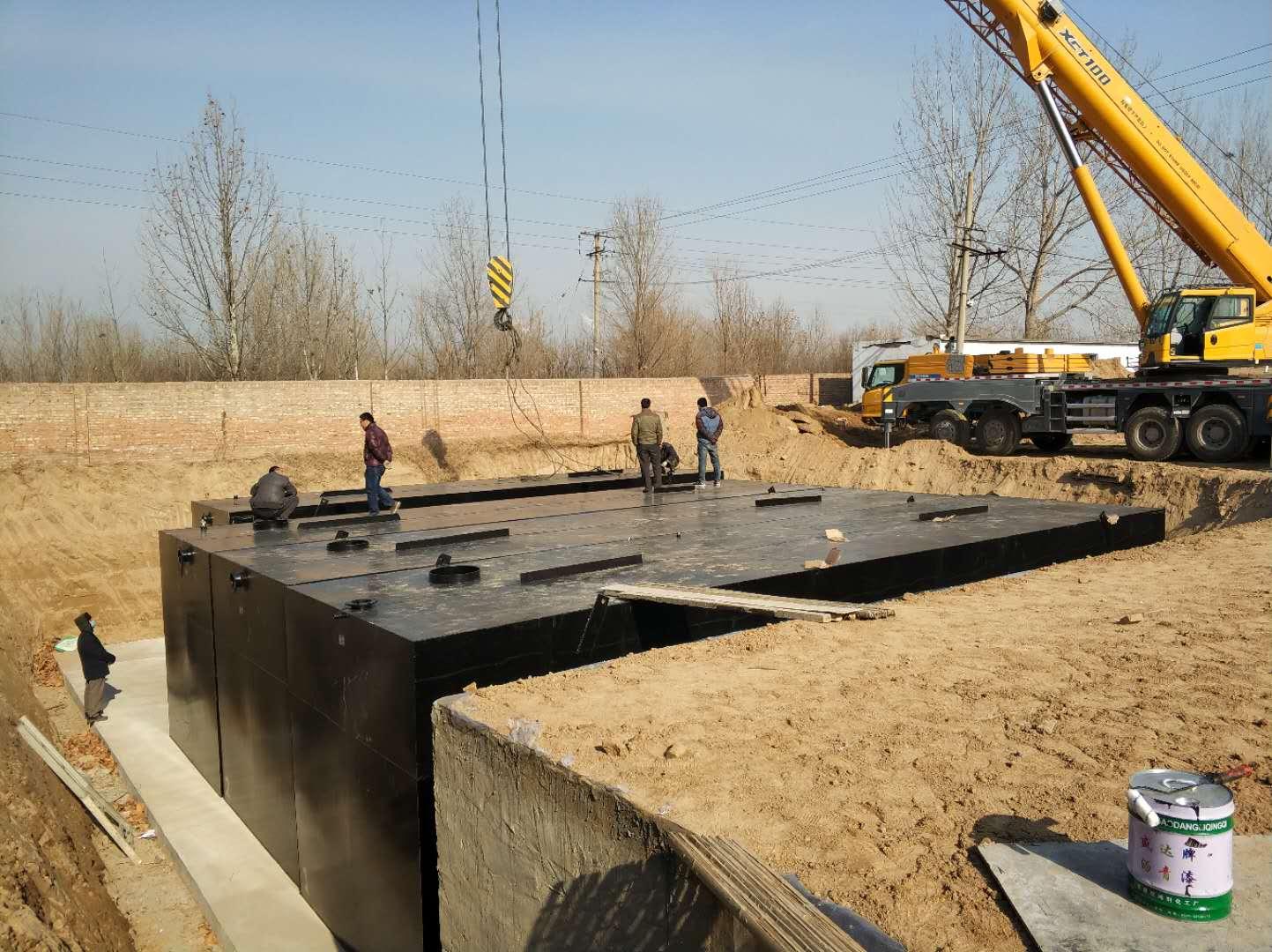 懷化造紙廠污水處理設備 出水水質達標