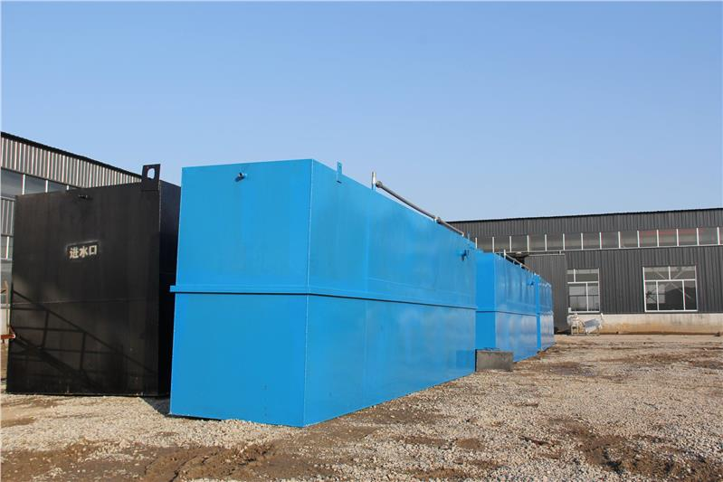 深圳地埋式污水處理設備價格