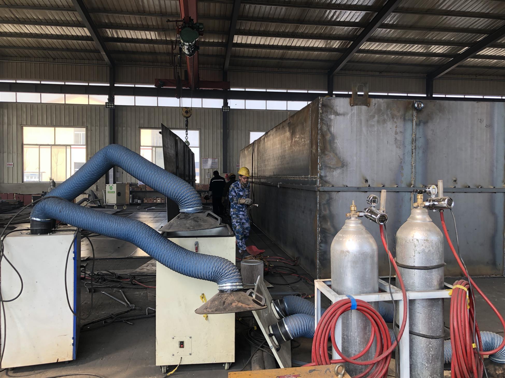 柳州養殖污水處理設備 水質確保驗收合格