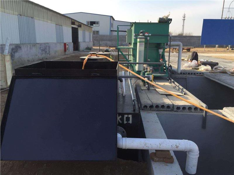 防城港食品污水處理設備生產廠家