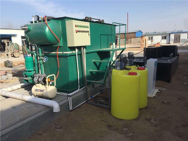 永州食品污水處理設備