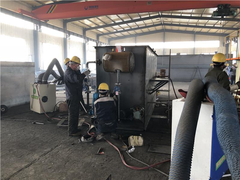 北京制藥廠污水處理器設備