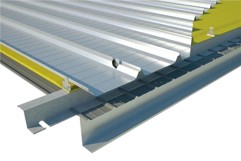 YX38-333-1000型彩钢压型板