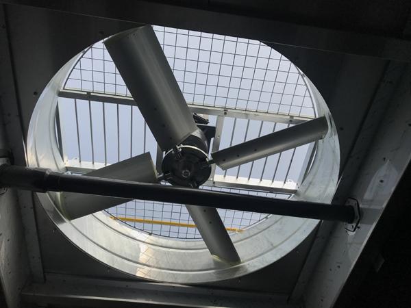 昌都密閉式冷卻塔 BY-BN-50T閉式冷卻塔 橡膠廠冷卻塔系統 水質干凈 節能 節水