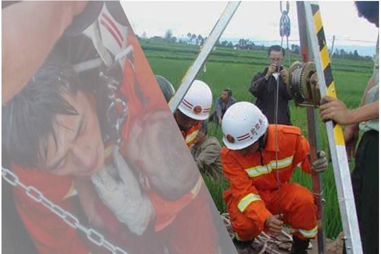 黑龙江救援三脚架受限空间防护方案
