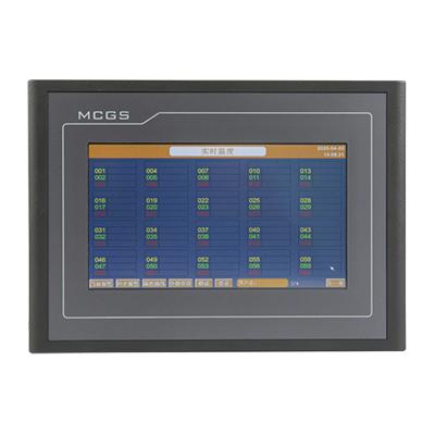 無線測溫傳感器顯示單元 ATP007 7寸觸摸屏