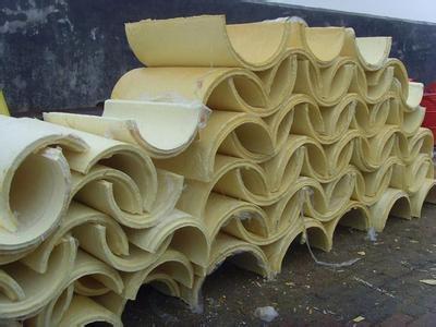 鎮江聚氨酯管殼供應商 聚氨酯管殼定制 發貨及時