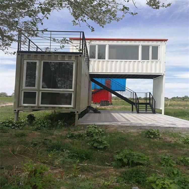西乌珠穆心旗彩钢板房出售