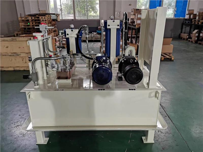 九江自动生产线液压系统