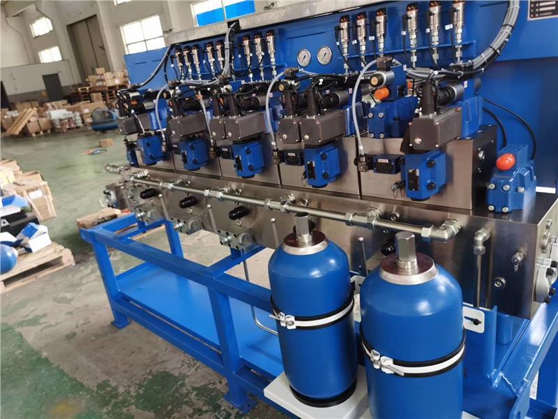 济南打桩机液压系统