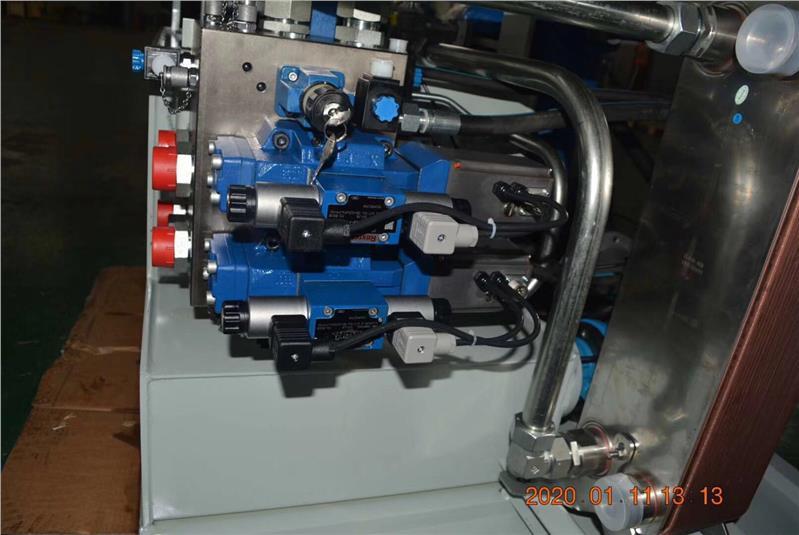 滁州钢厂液压系统