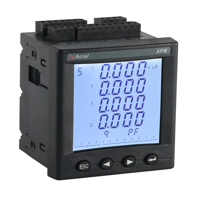 雙向電能計量表 多功能表電能表 安科瑞廠家**