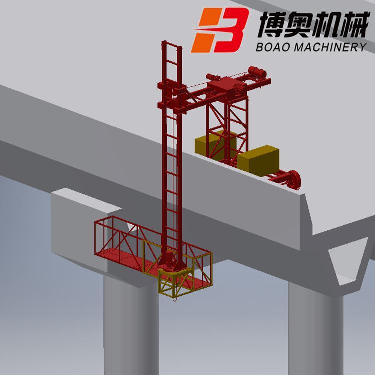 桥梁排水管安装施工队
