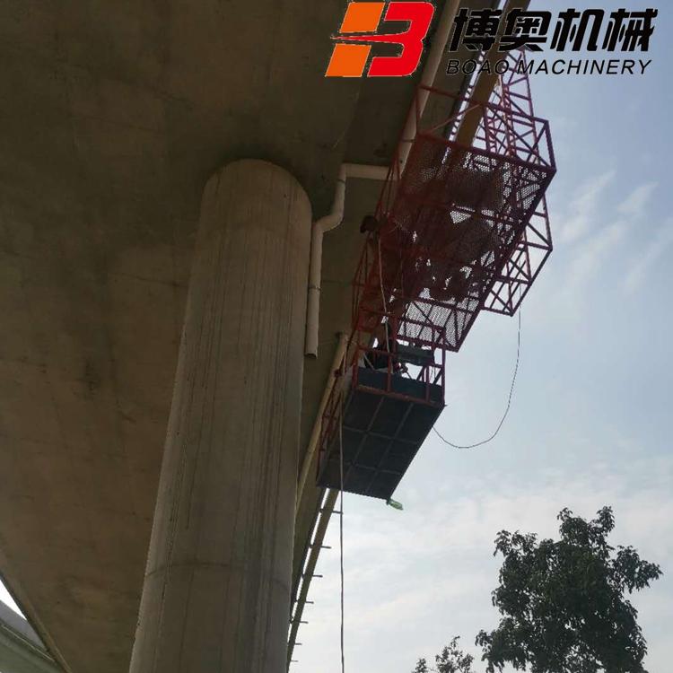 山东桥梁排水管安装设备