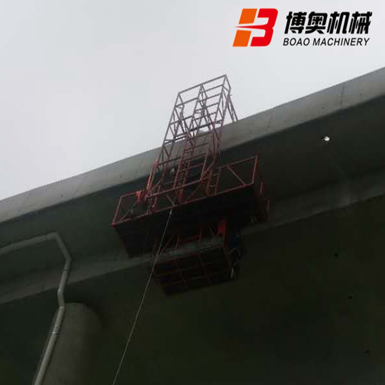 平价桥梁排水管安装设备