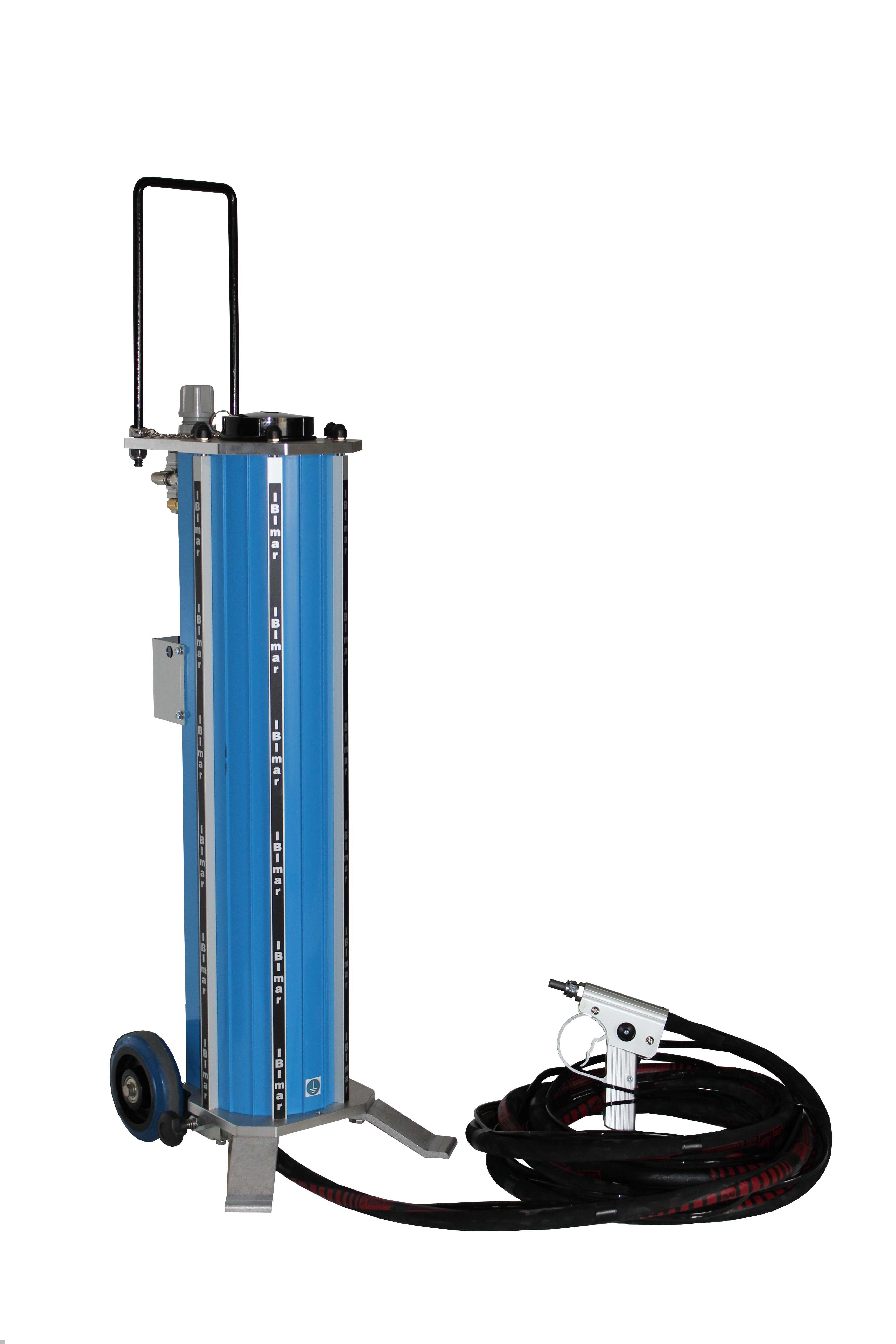 IBIX 13 H2O干濕兩用噴砂機