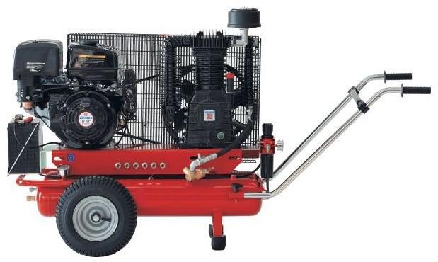 IB 900汽油動力空壓機