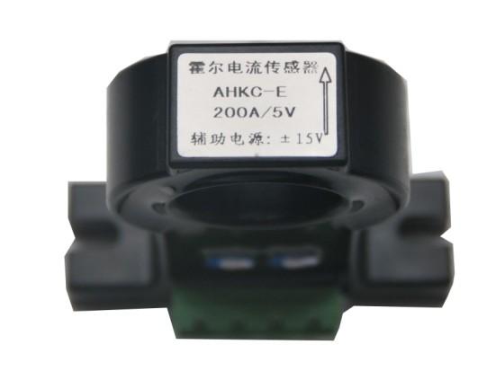 霍爾傳感器AHKC-E閉口式開環電流傳感器