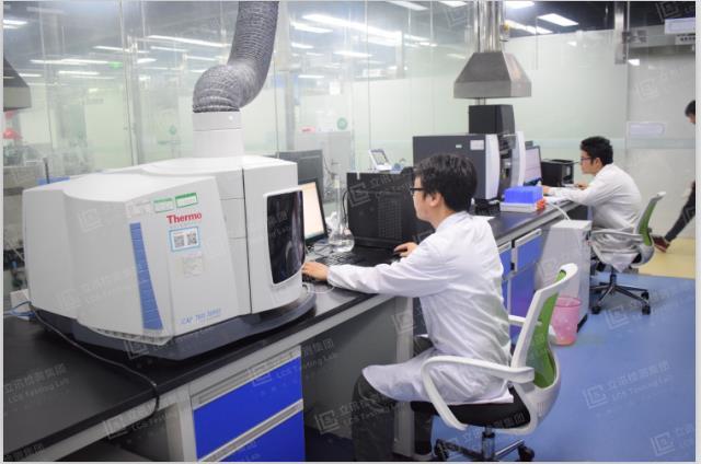 杭州歐盟ROHS檢測