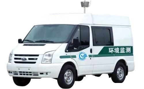 走航式大气环境检测设备