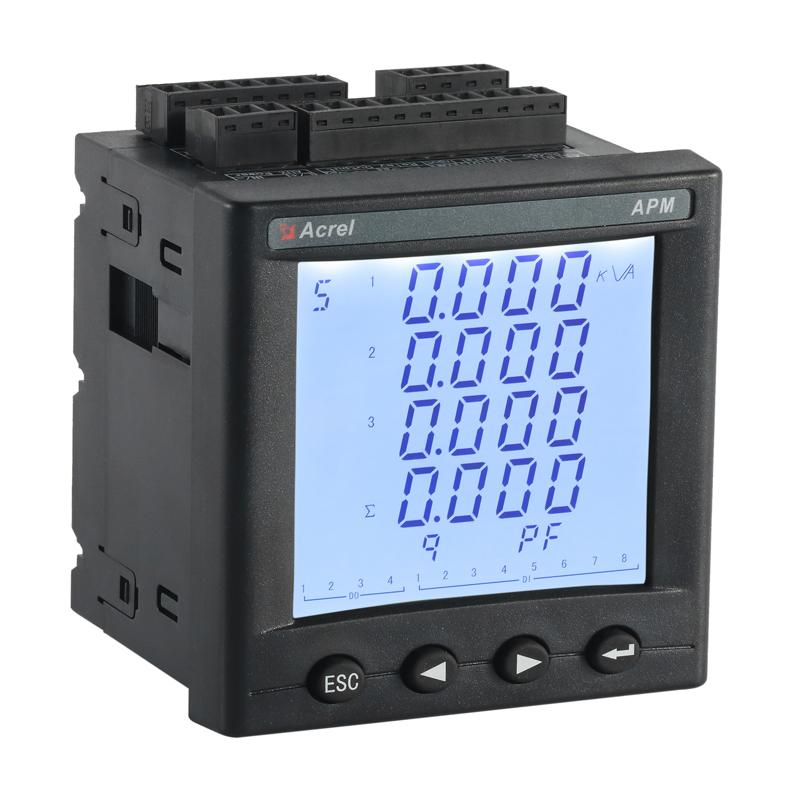 電力參數測量儀 多費率電度表 安科瑞包郵