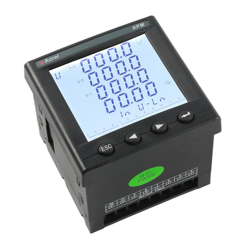電網質量監測儀表 復費率電度表 APM830