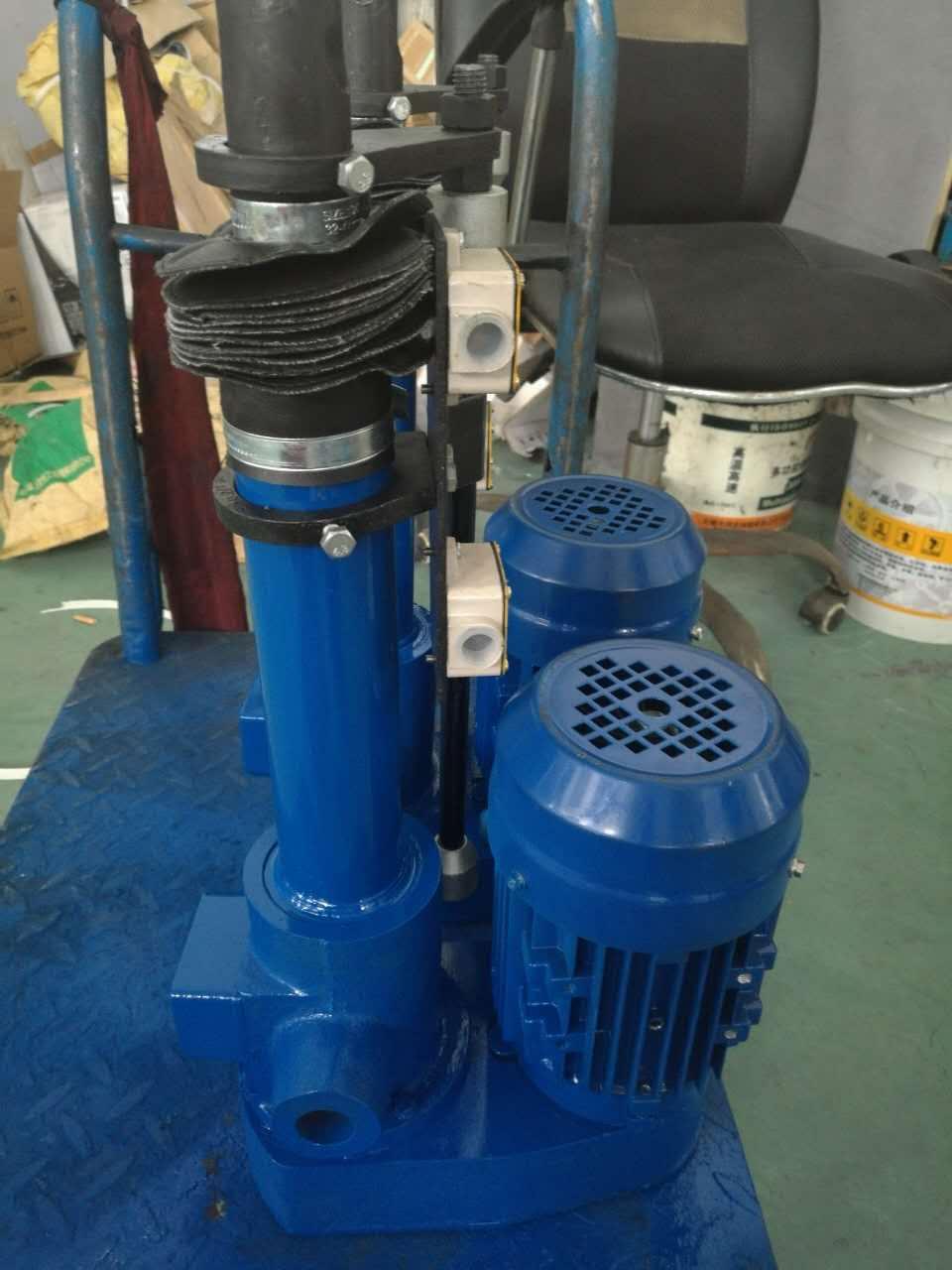 帶手輪DTZ5000-1200-37電動推桿DT1000-850-50